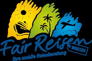 fairreisen.jetzt Logo
